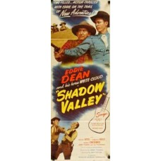 SHADOW VALLEY   (1947)