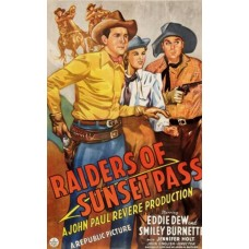 RAIDERS OF SUNSET PASS 1943