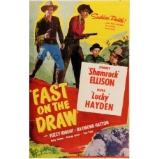 FAST ON THE DRAW   (1950)