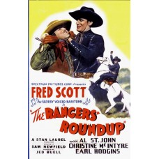 RANGER'S ROUND-UP, THE (1938)