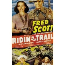 RIDIN' THE TRAIL (1940)