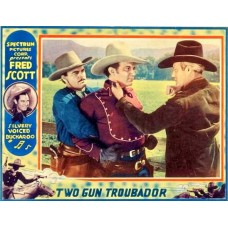 TWO-GUN TROUBADOR (1939)