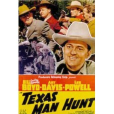 TEXAS MAN HUNT 1942