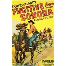 FUGITIVE FROM SONORA   (1943)