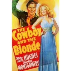 COWBOY AND THE BLONDE (1941)