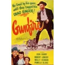 GUNFIRE     (1950)