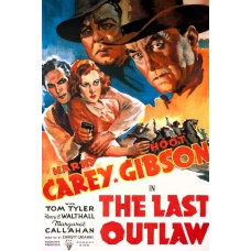 LAST OUTLAW, THE 1936