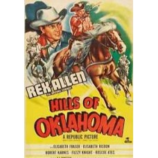 HILLS OF OKLAHOMA (1950)