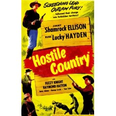 HOSTILE COUNTRY   (1950)