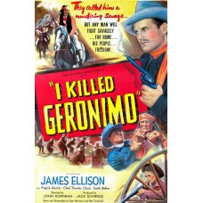 I KILLED GERONIMO    (1950)