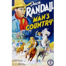 MAN'S COUNTRY   (1938)