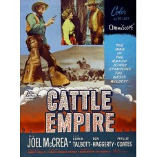 CATTLE EMPIRE (1958)