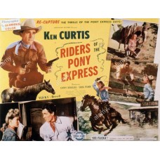 RIDERS OF THE PONY EXPRESS  1949