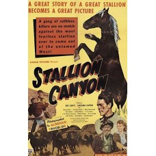 STALLION CANYON  1949