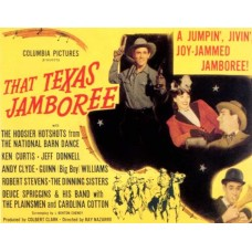 THAT TEXAS JAMBOREE  1946