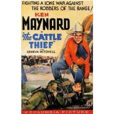 CATTLE THIEF, THE (1936)