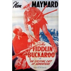 FIDDLIN' BUCKAROO, THE   (1933)
