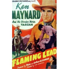 FLAMING LEAD   (1939)