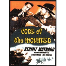 CODE OF THE MOUNTED   (1935)
