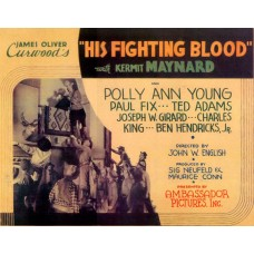 HIS FIGHTING BLOOD  1935