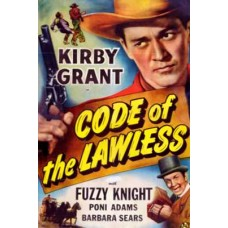 CODE OF THE LAWLESS 1945