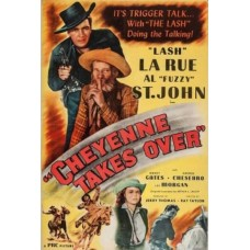 CHEYENNE TAKES OVER   (1947)