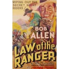 LAW OF THE RANGER 1937