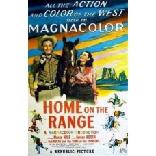 HOME ON THE RANGE   (1946)  COLOR