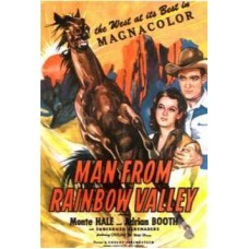 MAN FROM RAINBOW VALLEY   (1946)  B&W