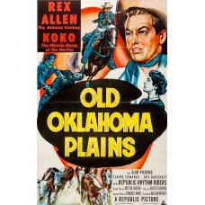 OLD OKLAHOMA PLAINS  (1952)