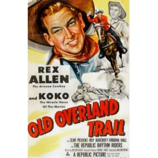 OLD OVERLAND TRAIL(1953)