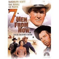 7 MEN FROM NOW (1956) COLOR