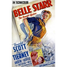 BELL STAR (1941) COLOR