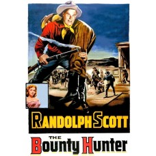BOUNTY HUNTER (1954) COLOR