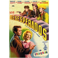 DESPERADOS, THE (1943)  COLOR