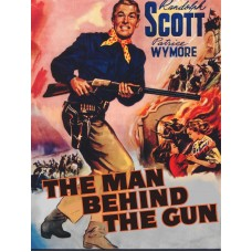 MAN BEHIND THE GUN, THE (1953)   COLOR