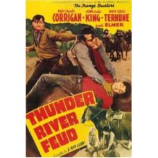 THUNDER RIVER FEUD   (1942)