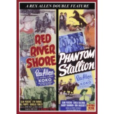RED RIVER SHORES/PHANTOM STALLION (1953)