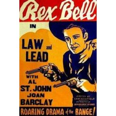 LAW AND LEAD (1936)