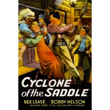 CYCLONE OF THE SADDLE 1935