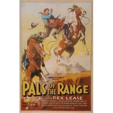PALS OF THE RANGE 1935