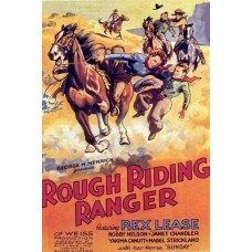 ROUGH RIDING  RANGER  1935