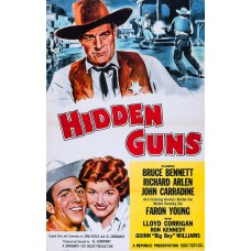 HIDDEN GUNS  1956