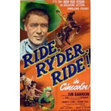 RIDE,RYDER,RIDE 1949 (RED RYDER) COLOR