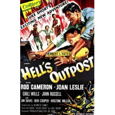HELL'S OUTPOST  (1944)