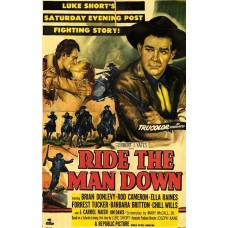 RIDE THE MAN DOWN (1944)