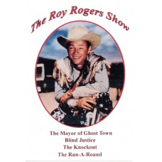 TV ROY ROGERS SHOW SET 8
