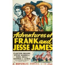 ADVENTURES OF FRANK & JESSE JAMES (1948)