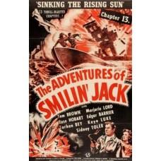 ADVENTURES OF SMILIN JACK  1943