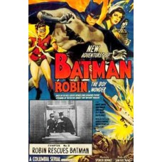 BATMAN ROBIN (1949)